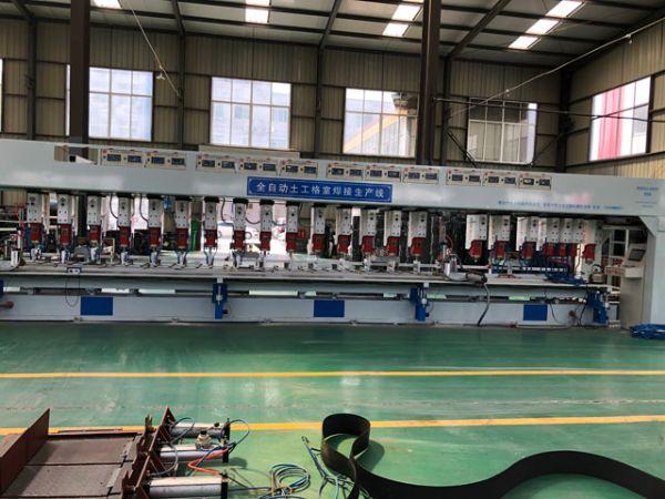 全自动雷竞技下载官方版格室焊接生产线